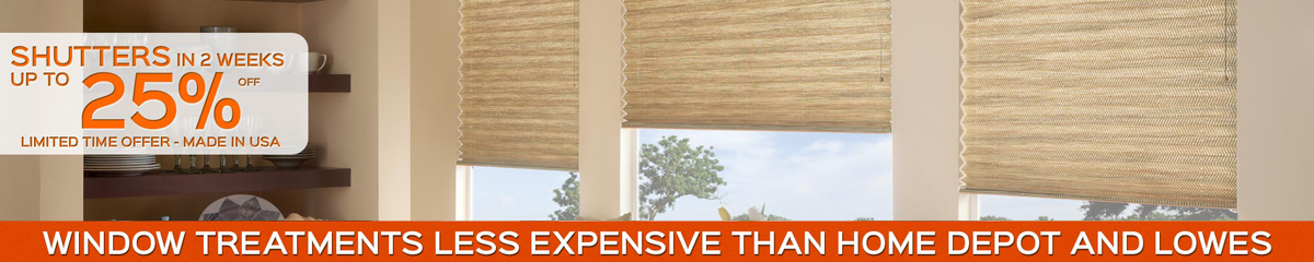 Tampa Blinds and Shutters