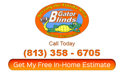 Gator Blinds - Tampa Shutter Company