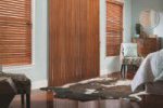 Tampa Faux Wood Blinds